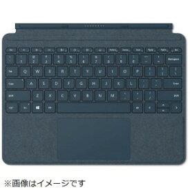 マイクロソフト 【純正】 Surface Go用 Surface Go Signature タイプ カバー KCS−00039 コバルトブルー