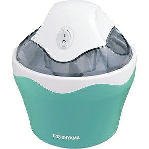 アイリスオーヤマ アイスクリームメーカー ICM01‐VM ミント