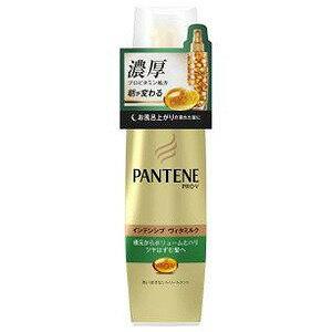 P&G PANTENE(パンテーン) PRO−V インテンシブ ヴィタミルク 根元からボリュームとハリ ツヤはずむ髪へ 100ml〔ヘアパック〕