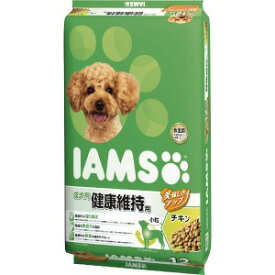 Pアイムス 成犬用 チキン 小粒 12kg セイケンヨウチキンコツブ12KG