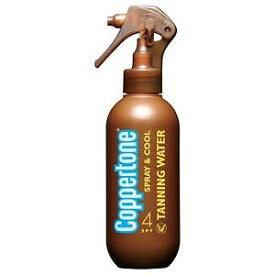 大正製薬 Coppertone(コパトーン) タンニングウォーターSPF4 200ml コパトーンタンニングウォーター
