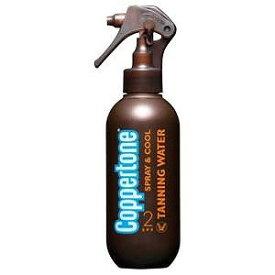 大正製薬 Coppertone(コパトーン) タンニングウォーターSPF2 200ml コパトーンタンニングウォーター