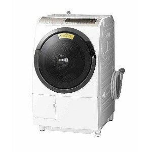 日立 ドラム式洗濯乾燥機 (洗濯11.0kg /乾燥6.0kg/左開き) BD−SV110CL−N シャンパン(標準設置無料)