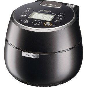 三菱 IHジャー炊飯器 本炭釜 KAMADO NJ−AW109−B 黒銀薪(くろぎんまき)