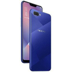 OPPO OPPO R15 Neo ダイヤモンドブルー SIMフリースマートフォン [Android8.0〜 /64GB]