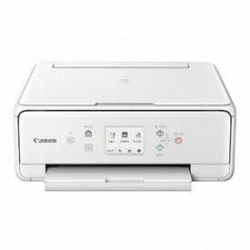 キヤノン CANON インクジェット複合機「PIXUS(ピクサス)」[カード・名刺〜A4対応/USB2.0/無線LAN] PIXUSTS6230WH ホワイト