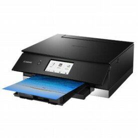 キヤノン CANON インクジェット複合機「PIXUS(ピクサス)」[カード・名刺〜A4対応/USB2.0/無線LAN] PIXUSTS8230BK ブラック