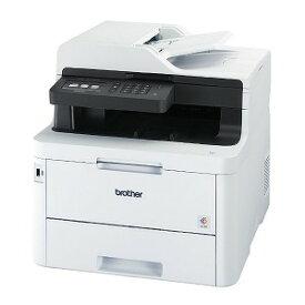ブラザー brother カラーレーザー複合機 「JUSTIO」[はがき〜A4/USB2.0/無線・有線LAN/FAX・ADF搭載] MFCL3770CDW
