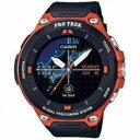 CASIO スマートウォッチ 「Smart Outdoor Watch PRO TREK Smart」 WSD−F20−RG (オレンジ)