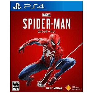 ソニー・コンピュータエンタテインメント PS4ゲームソフト Marvel's Spider−Man(送料無料)