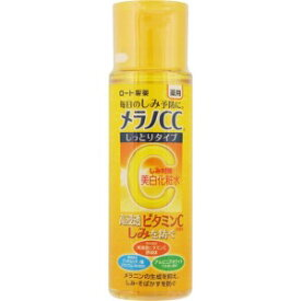 ロート製薬 メラノCC薬用しみ対策美白化粧水 しっとりタイプ メラノCCシミビハクLOシットリ(17