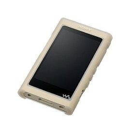 ソニー SONY NW−A50シリーズ専用 シリコンケース CKM−NWA50 NMWW ゴールド