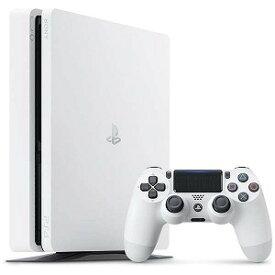ソニーインタラクティブエンタテインメント PS4機本体 PlayStation4 グレイシャー・ホワイト 500GB CUH−2200AB02