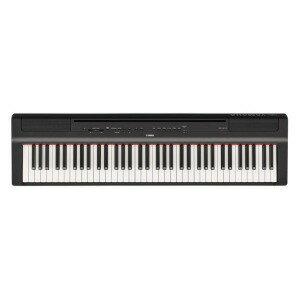 YAMAHA 電子ピアノ P−121B(標準設置無料)