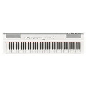 YAMAHA 電子ピアノ P−121WH(標準設置無料)
