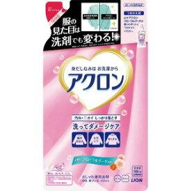 ライオン アクロン フローラルブーケの香り つめかえ用(400ml)[衣類洗剤] アクロンフローラルブーケカエ(400