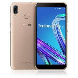 ASUS Zenfone Max M1 Series ZB555KL−GD32S3 サンライトゴールド