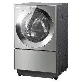 パナソニック ドラム式洗濯乾燥機 「Cuble/キューブル」 [洗濯10.0kg/乾燥5.0kg/ヒーター乾燥(排気タイプ)/右開き] NA−VG2300R−X プレミアムステンレス(標準設置無料)