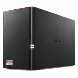 バッファロー ネットワークHDD Link Station 2ベイ 8TB LS520D0802G [据え置き型]