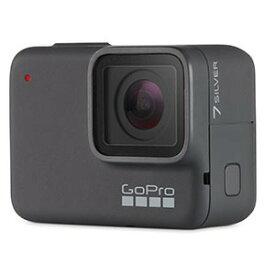 GOPRO マイクロSD対応 4Kムービー ウェアラブルカメラ GoPro HERO7 CHDHC−601−FW