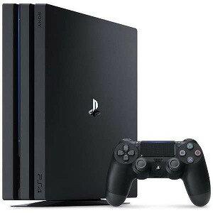 ソニーインタラクティブエンタテインメント PlayStation4 Pro ジェット・ブラック 1TB CUH−7200BB01