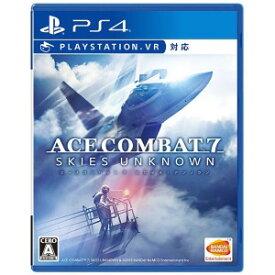 バンダイナムコ PS4ゲームソフト ACE COMBAT 7: SKIES UNKNOWN 通常版