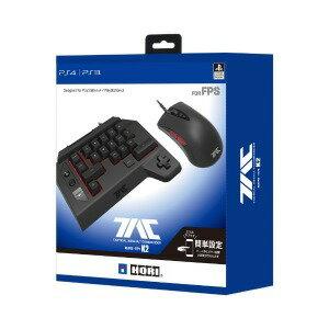 HORI タクティカルアサルトコマンダー キーパッドタイプ K2 for PlayStation4 PS4−124