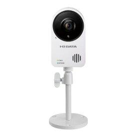 I・O・DATA PoE給電対応ネットワークカメラ「Qwatch(クウォッチ)」 TS−NS210