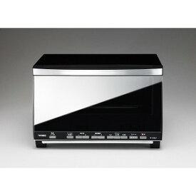 ツインバード オーブントースター [1200W/食パン4枚] TS−D058B ブラック