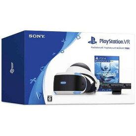 ソニーインタラクティブエンタテインメント PlayStation VR PlayStation VR WORLDS 同梱版