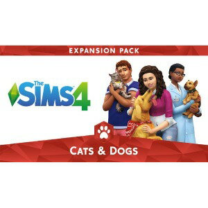 EA PS4ゲームソフト The Sims 4 Cats & Dogsバンドル