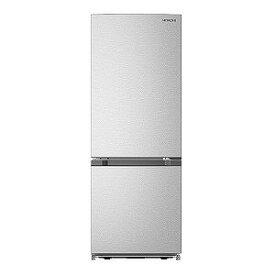 日立 2ドア冷蔵庫(154L・右開き) RL−154JA プラチナシルバー(標準設置無料)