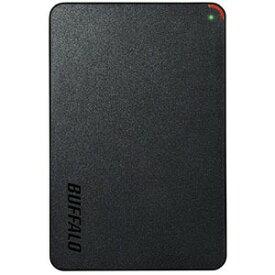 バッファロー 外付けHDD ブラック [ポータブル型/2TB] HD−PCFSU3−Aシリーズ ブラック HDPCFS2.0U3BBA