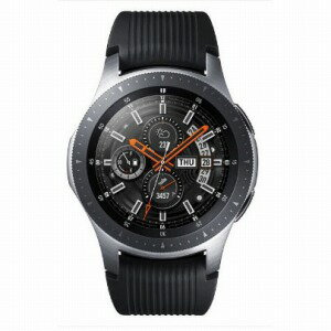 サムスン Galaxy Watch (46mm) SM−R800NZSAXJP シルバー