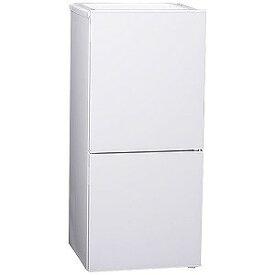 ツインバード 2ドア冷蔵庫(110L・右開き) HR−E911W ホワイト (標準設置無料)