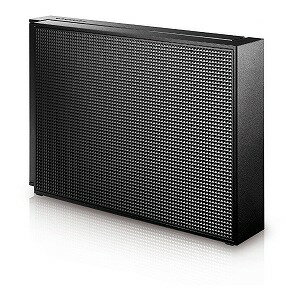 I・O・DATA 外付けHDD 家電録画対応 ブラック [据え置き型/4TB] HDCZ−UT4KC