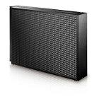 I・O・DATA 外付けHDD ブラック [据え置き型 /4TB] HDCZ−UT4KC