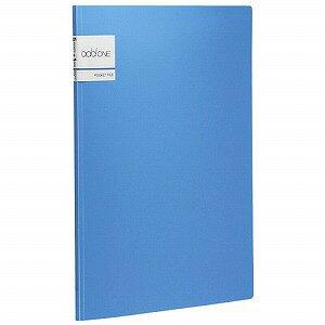 セキセイ アドワン ポケットファイル A4 5ポケット AD−2645 ブルー