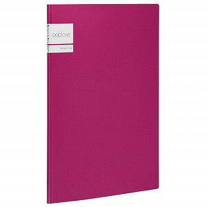 セキセイ アドワン ポケットファイル A4 5ポケット AD−2645 ピンク