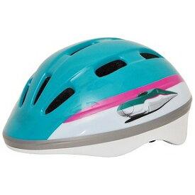 カナック企画 子供用ヘルメット E5系はやぶさヘルメット(はやぶさデザイン/50〜56cm) H−001