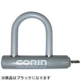 アサヒサイクル GORIN U字ロック ミニシャックル錠(ブラック) G−215