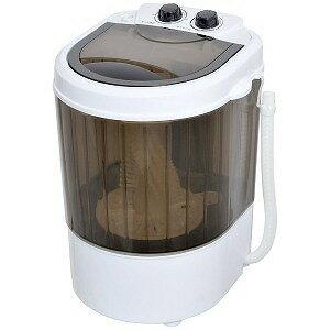 サンコー 靴専用ミニ洗濯機「靴洗いま専科」 MNSHOEWS [洗濯2.0kg]