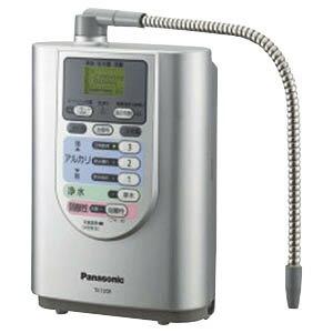 パナソニック アルカリイオン整水器 TK7208P‐S (クリスタルシルバー)(送料無料)