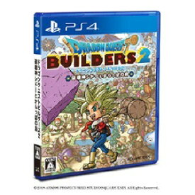 スクウェア・エニックス PS4ゲームソフト ドラゴンクエストビルダーズ2 破壊神シドーとからっぽの島 PLJM−16125