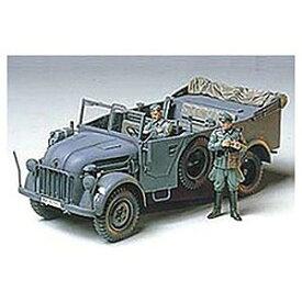 タミヤ 1/35 ドイツ大型軍用乗用車 シュタイヤー1500A/01