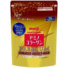 明治製菓 アミノコラーゲンプレミアム つめかえ用 214g アミノコラーゲンプレミアムカエ