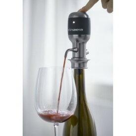 VINAERA ビナエラ 電動ワインディスペンサー ボタンを押すだけでワインが一層おいしくなる VN−020