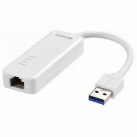バッファロー [USB−A オス→メス LAN]3.0変換アダプタ ホワイト LUA4−U3−AGTE−WH