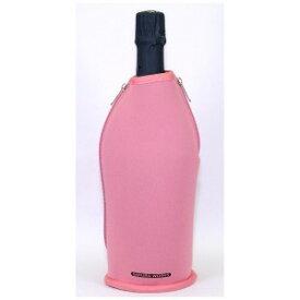 さくら製作所 ワイン専用保冷ケース WINE SUIT(ワインスーツ)8℃用 TW8−PN ピンク×ライトグレー