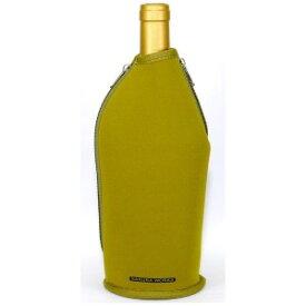 さくら製作所 ワイン専用保冷ケース WINE SUIT(ワインスーツ)12℃用 TW12−GR オリーブ×イエロー